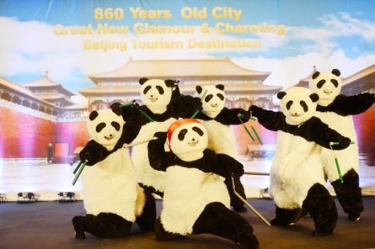 Kung Fu Panda in Beijing
