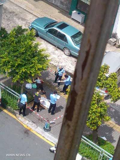 Man kills 3 in Shenzhen