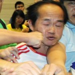 The Moment A Pro-Beijing Advocate Is Punched In The Face In Hong Kong