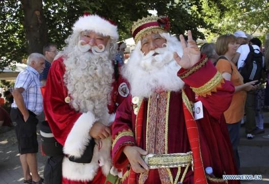 Santa Johnny 2