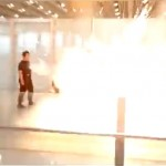 Here's Video Of Wheelchair Bomber Ji Zhongxin Blowing Himself Up At Beijing Airport