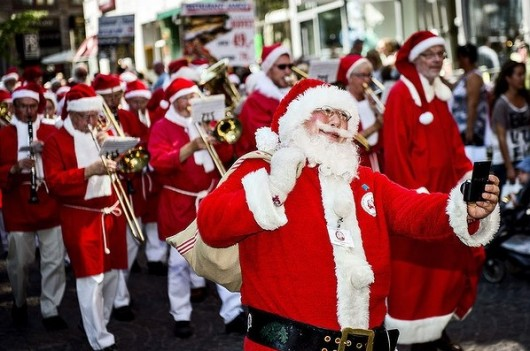 World Santa Claus Congress 1