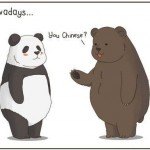 Meme Thursday: Racism Nowadays, Illustrated With Pandas