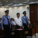 Bo Xilai at court