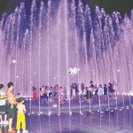 High-Pressure Water Fountain Blasts Boy 2 Meters Into Air (Also, Fountains Might Not Be Safe)