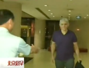 Chinese basketball snubbed handshake 1