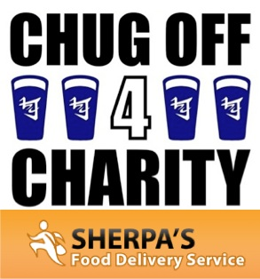 Chug-Off for Charity, Sherpa's