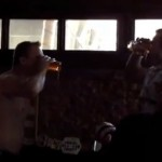Is This The Fastest Beer-Chug Ever?