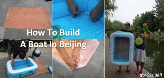 How to build a boat in Beijing 3