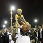 Kobe Bryant in China for 8th Nike tour