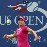 Li Na at US Open