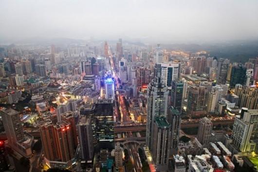 Shenzhen via Conde Nast