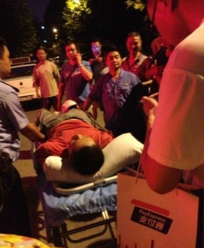 Stabbing spree in Chengdu