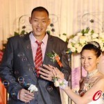 Sun Mingming marriage