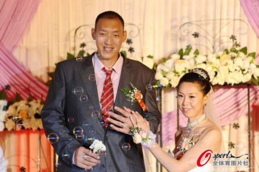 Sun Mingming marriage
