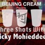 Three Shots with Vicky Mohieddeen
