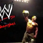 WWE in Shanghai for RAW house show
