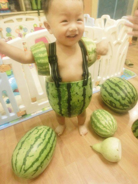 Watermelon boy 2