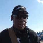 "Dennis Rodman Is Back In North Korea, Hopes To ""See How The Family's Doing"" [UPDATE]"