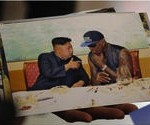 "Rodman Back From Pyongyang After Spending ""Quality Time"" With Kim Jong-Un"