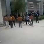 Watch: Foxconn Brawl In Yantai, Shandong Province Leaves 11 Injured