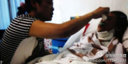 Knife attack in Hunan hospital 2