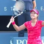 Li Na into semis of US Open
