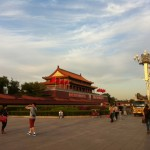 A Reminder That Modern-Day Tiananmen Was Rebuilt In 1969-70
