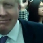 Boris Johnson Rides Beijing Subway, Ogles Tea Lady