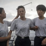 Charm of Chinese navy soldiers 1