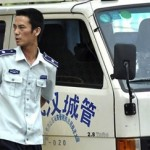 15-Year-Old Steals Chengguan Vehicle, Petends To Be Chengguan, Harasses Street Vendors