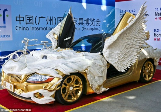 Dragon car