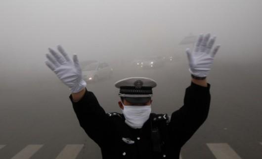Harbin smog 2