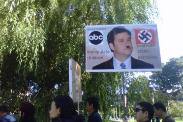 Jimmy Kimmel as Hitler