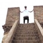 Justin Bieber's Great Wall video