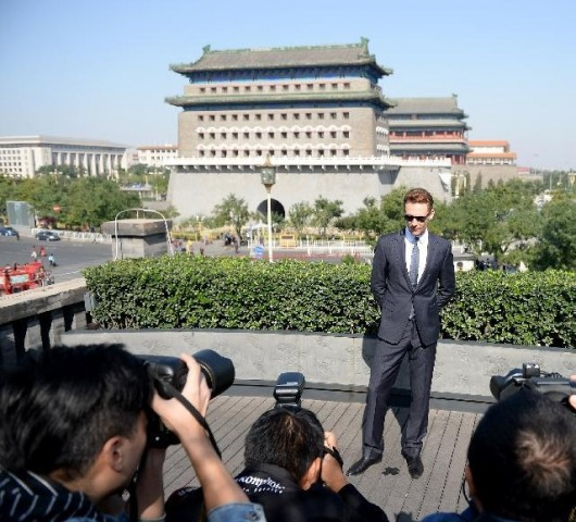 Loki in Beijing
