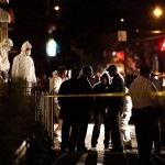 Stabbing in Brooklyn