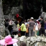 Stone Forest Park fight in Kunming