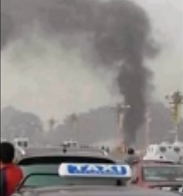 Tiananmen car crash 3