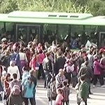 Tourists stranded at Jiuzhaigou 2