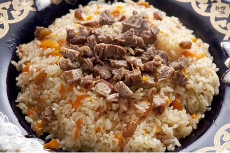 Uyghur food 2