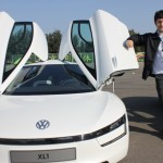 Driving The Volkswagen XL1, The World's Most Efficient Car