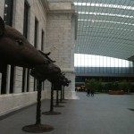Ai Weiwei's Zodiac Heads at Cleveland Art Museum