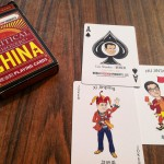 Chinese Political Prisoners Playing Cards 1