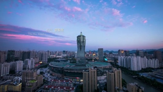 Timelapse - China in Motion 2013c