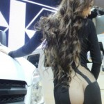 Meet Guangzhou Auto Show Model Ye Zixue