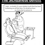 Laowai Comics: The Sichuanese Dentist