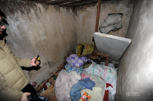 Beijing migrant worker lives in well 4
