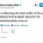 China Daily Wants Your Best Selfies