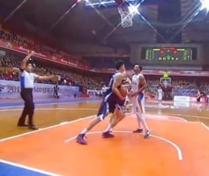 Dongguan vs Sichuan hard forearm